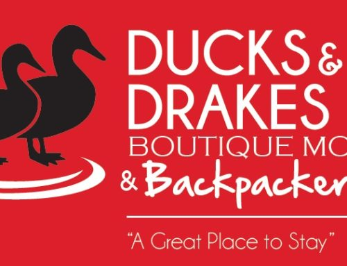 Ducks & Drakes backpackers